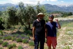 Kali Zoé Konstandinos und Francois