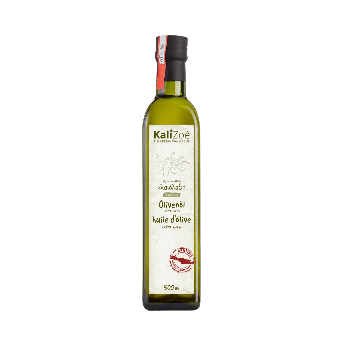500ml – olive oil extra virgin