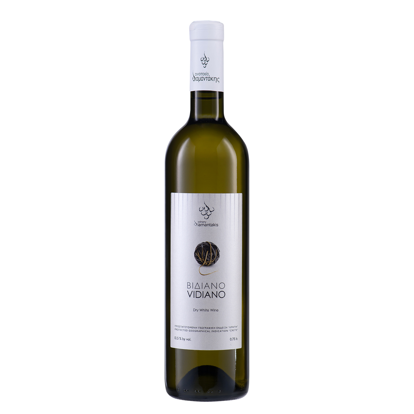 Vidiano White Wine – 0,75l